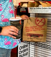 Firehouse Subs across the country have closed dining rooms and instituted a Rapid Rescue to-go system.