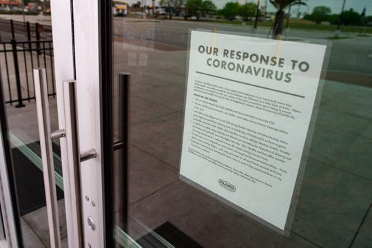 Alamo Drafthouse in Corpus Christi has closed to help stop the spread of the Coronavirus on Tuesday, March 17, 2020.