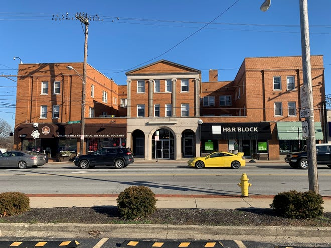 Fourteen businesses in College Hill's business district will have their rent abated for the month of April because of the coronavirus