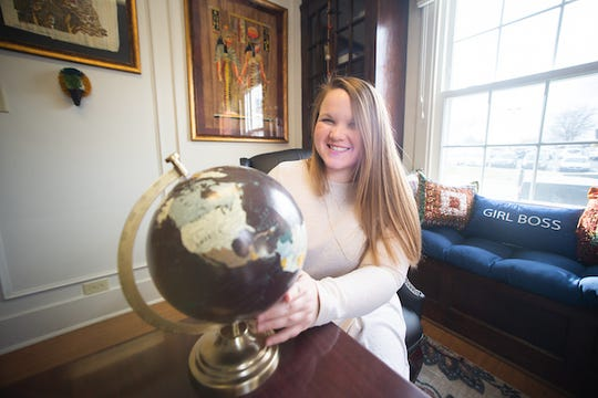 As director of Austin Peay's Office of International Student Services, Caroline Clasby is helping grow the University's international student enrollment.