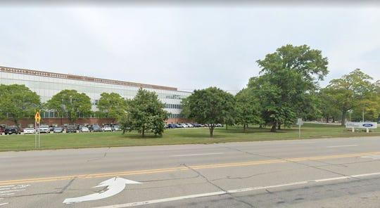 Ford's product development building 5 in Dearborn.