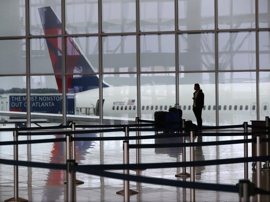 Airlines are asking for$50 billion from  the federal government to weather the downturn.