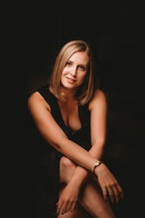 Hannah Baiardi is a local jazz singer who will live stream her sets Friday night from the Blue Llama Jazz Club in Ann Arbor.