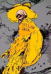 Nicknamed Yellow Jack, yellow fever was a viral epidemic more than 10 years ago. And it's important to remember that thanks to science and cooperation, we beat it.