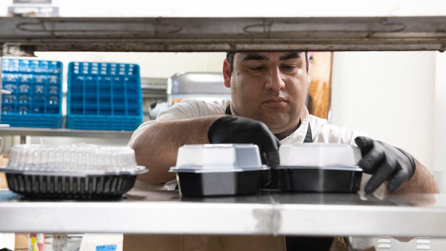 Coronavirus Sc Restaurants Beg For
