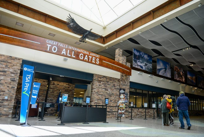 Great Falls International Airport will receive millions in federal grant funds thanks to efforts by both U.S. Sen. Daines and U.S. Sen. Tester, per statements released Friday.