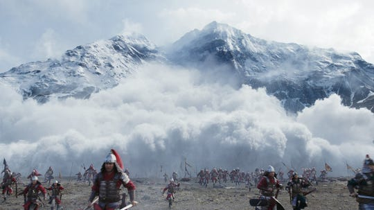 """The new """"Mulan"""" is a film of epic scale and spectacular locations."""
