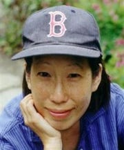 """""""The Resisters"""" author Gish Jen, in a 2006 photo."""
