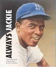"""Always Jackie"" by Ronnie Rabinovitz and J. Patrick Lewis (Creative Editions)"