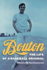 """Bouton"" by Mitchell Nathanson (University of Nebraska Press)"