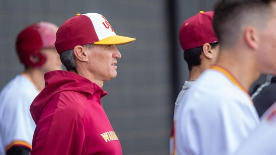 Michael Federico led ULM to a 12-5 record in his abbreviated third year as head baseball coach. The Warhawks had not produced a winning season since 2012.