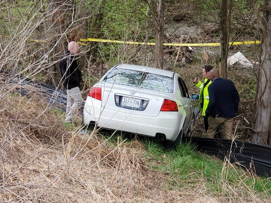 Metro Nashville Police Department announced Monday, March 16, 2020, that what initially looked like a fatal car crash has turned into a double homicide investigation.