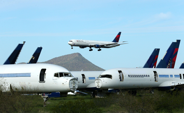 Resultado de imagen para Marana Airport parking