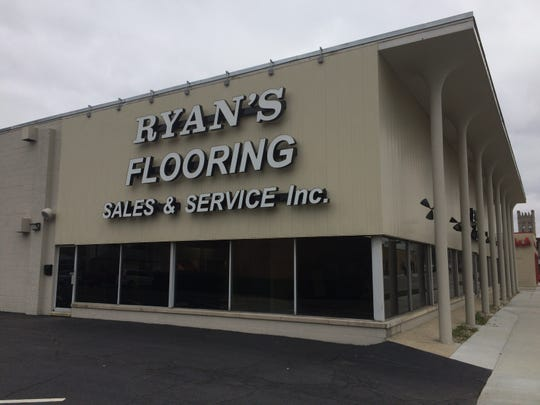 Ryan's Flooring now occupies the former Rosa's Office Plus building at 20 S. 11th St. in Richmond.