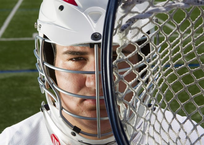 """Blaze Riorden went 53-9 and stopped 65 percent of the shots he faced during his three seasons as Fairport's starting goalie. """"He's probably the best goalie we've had in our program, and we've had a lot of good ones,'' coach Mike Torrelli said."""