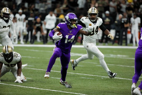 The Bills have acquired Minnesota Vikings wide receiver Stefon Diggs in a trade.