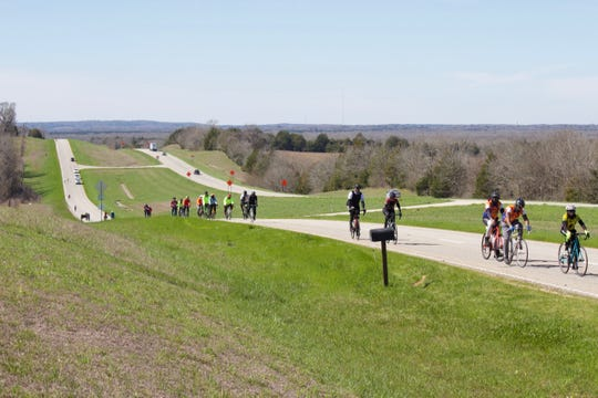 In February 2020, Tallahasseean Joelle Henry and a few of her bicycling friends took on the Selma 55 Ride in Alabama. The group biked 51 miles from Selma to Montgomery, AL, to commemorate the historic 1965 civil rights march.