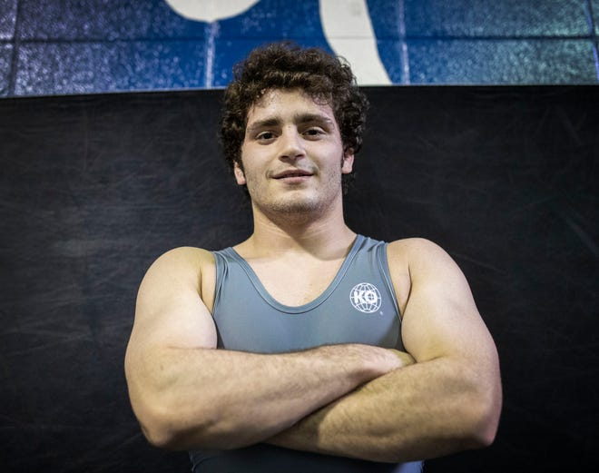 Chiles  wrestler Kyle McGill has a school-record 126 career varsity wins heading into this weekend's Region tournament.