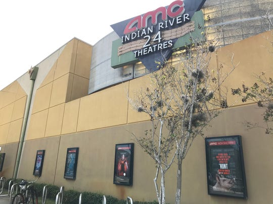 Multiple theaters across the Treasure Coast, including AMC and Regal, closed as part of the nationwide closures announced Tuesday March 17, 2020 as coronavirus precautions limited crowd sizes and debuts of feature films were postponed.