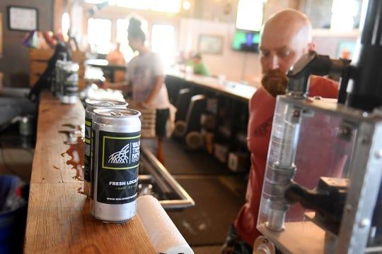 Walking Tree Brewery is located in Vero Beach.