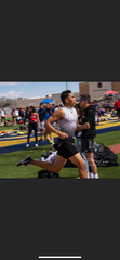 Franklin standout distance runner Fernie Morales will run for the University of Oklahoma