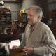Salzer in 2007. Jim Salzer, owner of Salzer's Records and Salzer's Video in Ventura, filled his office/warehouse with various memorabilia that he'd collected over the years.