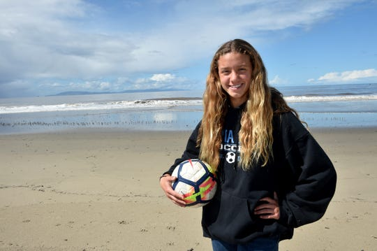 After missing her junior year because of playing in U.S. Soccer's development academy, Marissa Saucedo made a big impact for Buena in her final high school season.