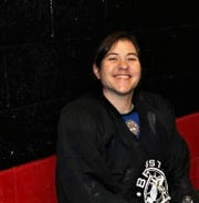 Alisha Weissman, the late Danbury Battle Axe player and Pawling veterinarian after whom a yearly benefit women's ice hockey tournament is name
