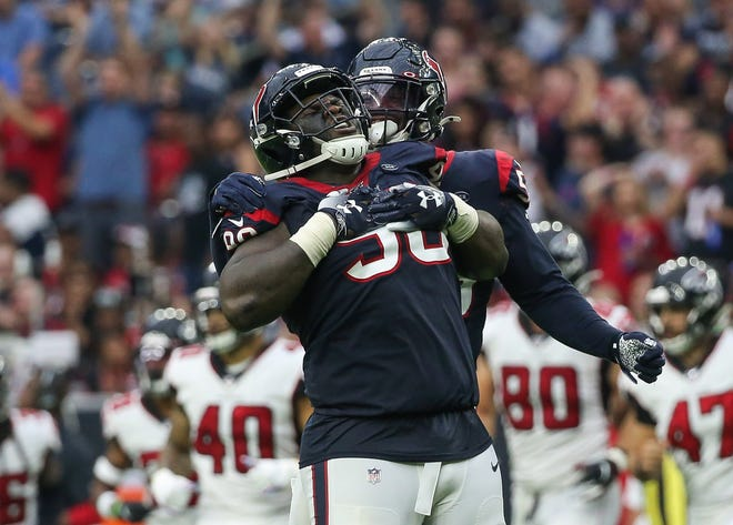 DT D.J. Reader: Agreed to deal with Bengals (previous team: Texans)