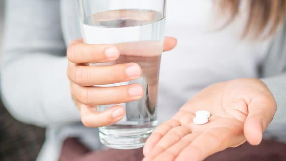 Aspirin could help relieve the fever brought on by coronavirus.