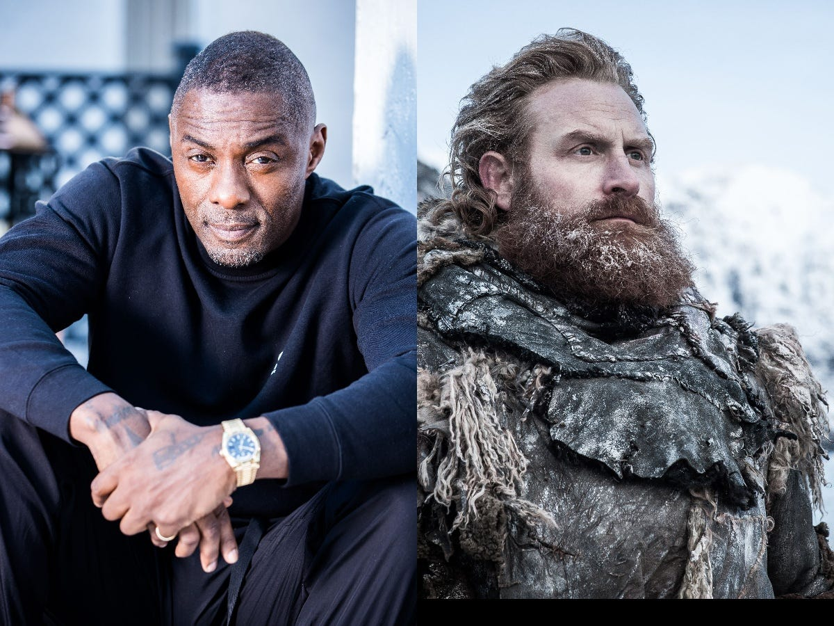 Idris Elba,  Game of Thrones  star Kristofer Hivju say they tested positive for coronavirus