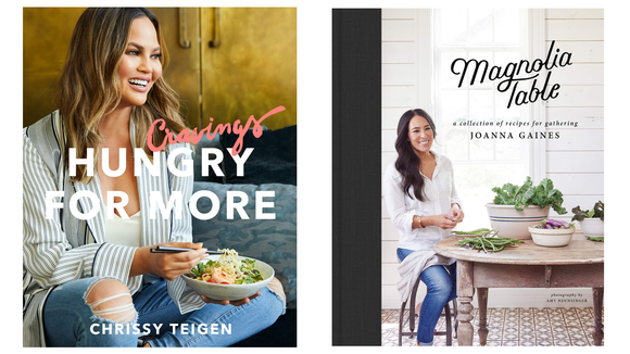 Learn to cook like Chrissy and Joanna.