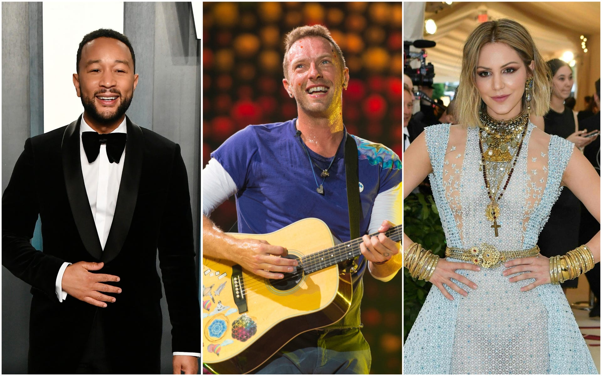 John Legend, Coldplay, Keith Urban and more musicians host virtual concerts amid coronavirus quarantines