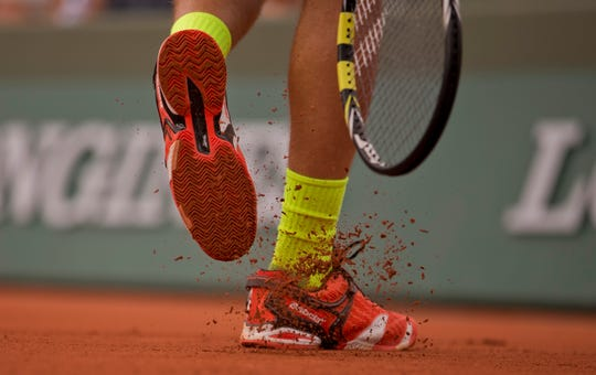 The French Open, played on clay and usually the second of the four majors in tennis, has been moved to the fall.