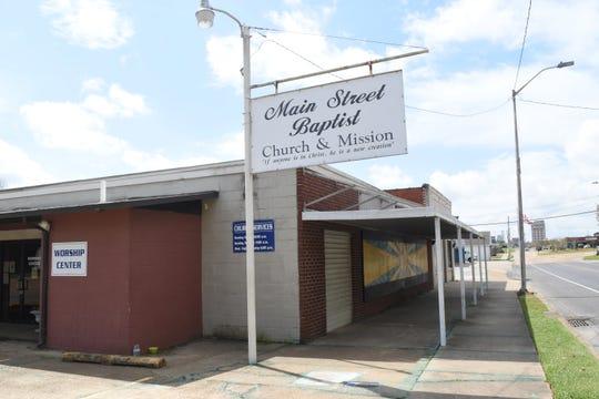 Main Street Baptist Mission