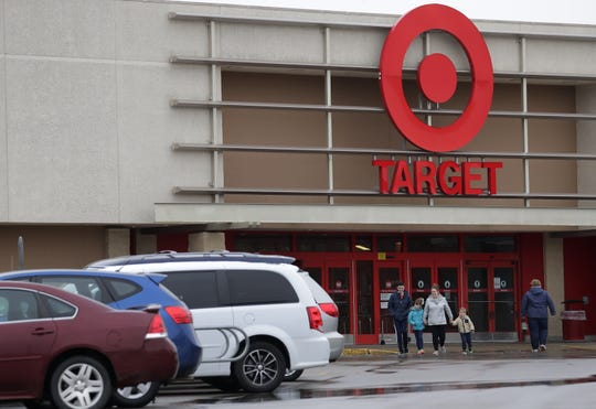 Target is open at the Fox River Mall and has reduced its hours only slightly.