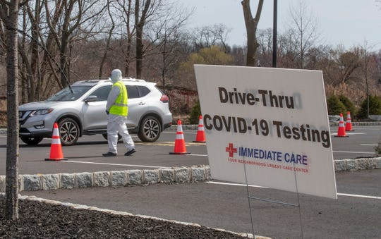 Coronavirus NJ: New drive-thru testing at Jersey Shore ...