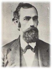 William Hickok, father of James Butler Hickok.