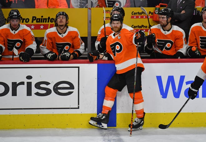Claude Giroux and the Flyers are waiting, just like everyone else, to see if the 2019-20 season can resume after the COVID-19 coronavirus stopped the world's plans.