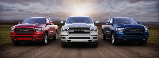 2020 Ram 1500 Laramie Southwest Edition is a new luxury trim aimed at the largest truck-buying region in the world and packages together popular appearance and luxury features.