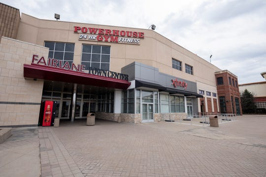 Fairlane Town Center in Dearborn was closed for cleaning on Wednesday,after a person confirmed to have the coronavirus was known to have visited on Tuesday.