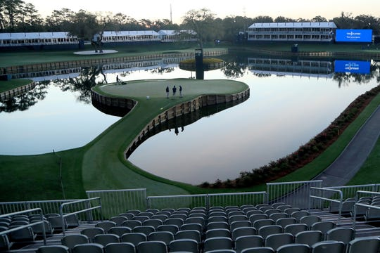 The season's second major championship and four more PGA Tour events have been affected by the coronavirus.