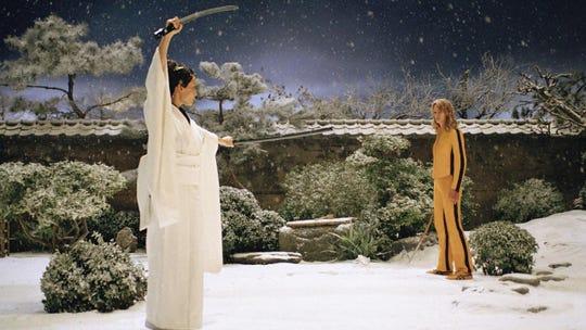 """Lucy Liu and Uma Thurman in """"Kill Bill Vol. 1."""""""