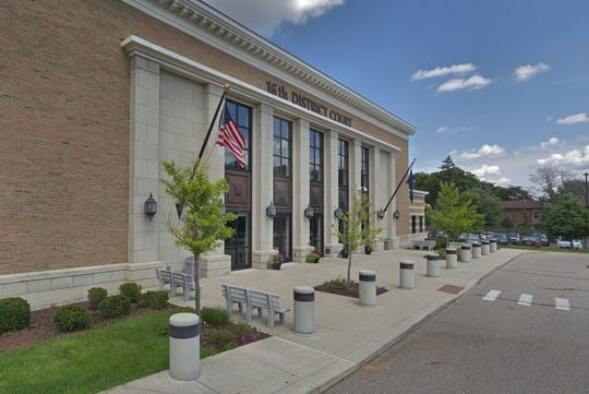 Livonia's 16th District Court is one of the Metro Detroit municipal buildings that will be closed to the public as the state grapples with the spread of the coronavirus.