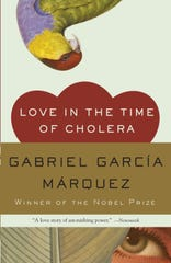 """Love in the Time of Cholera"" by Gabriel Garcia Marquez."