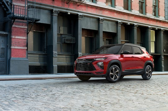 Disruption caused by the outbreak has disrupted the marketing rollouts of vehicles like the 2021 Chevrolet Trailblazer.
