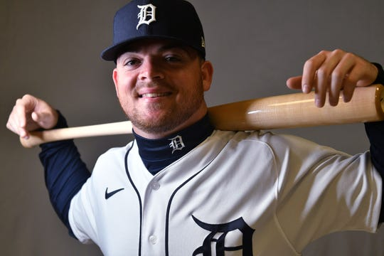 It was long-ago determined that Rogers would begin the year in Toledo, serving as the primary catcher for the club's top pitching prospects.