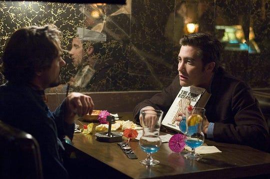 "Robert Downey Jr. and Jake Gyllenhaal in ""Zodiac."""
