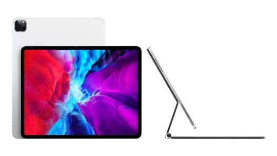 iPad Pro and new Magic Keyboard.