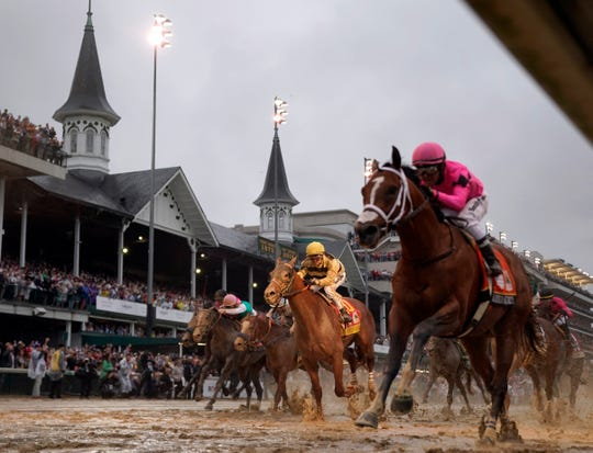 Rescheduling of the Kentucky Derby marks the first time the rite of spring won't be held in May since 1945.